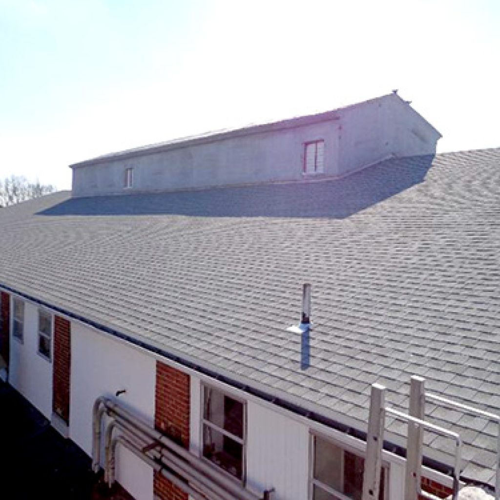 Steep-slope roof